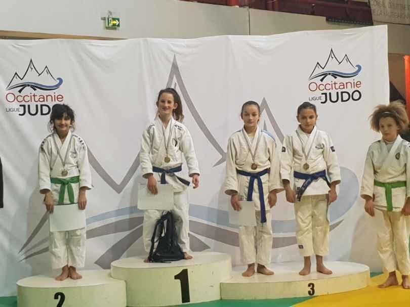 Calendrier Judo Occitanie.Championnat Regional Minimes 2019 Avenir Judo 31