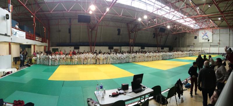 Janvier A La Maison Du Judo Pour Nos Benjamin E S Les Judokas Des Divers Sites D